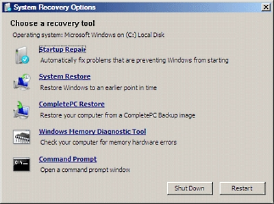 how to create a startup disk