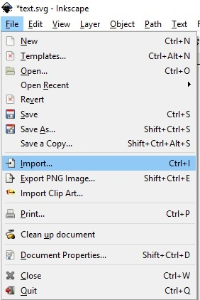 Inkscape - How to Use Bitmap Image Fill Pattern