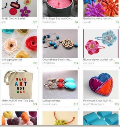 How to sell handmade crafts ehow party invitations ideas for Unique crafts to sell on etsy